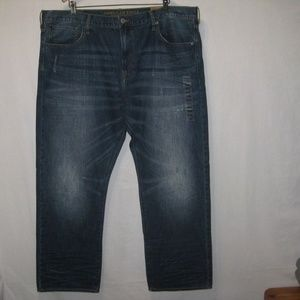 NEW American Eagle Relaxed Fit Blue Jeans 44x32